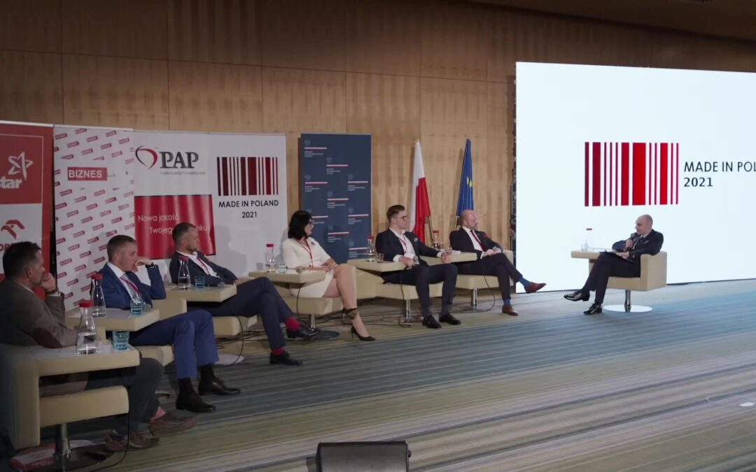 KONGRES MADE IN POLAND – HOLDING EPV – BERLIN 2021